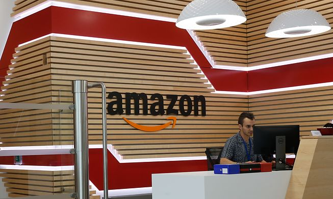 Amazon's European headquarters is based in Luxembourg