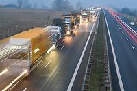 Kilometerlange Staus wie im März 2020 an der deutsch-polnischen Grenze sollen vermieden werden.