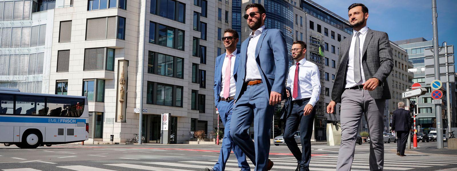 Auf der Arbeitnehmerseite im Finanzsektor herrscht Unstimmigkeit.