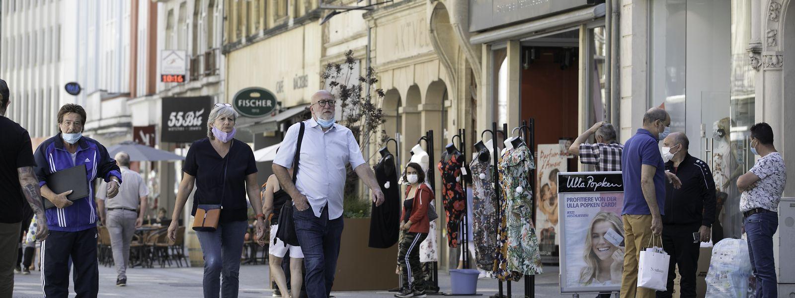 Geschäfte in Esch können bis Ende des Jahres eine Hilfe von 1.000 Euro beantragen.