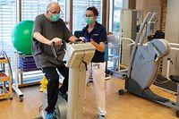 Lokales, Reportage - Reha bei Covid-19-Patienten, foto: Chris Karaba/Luxemburger Wort