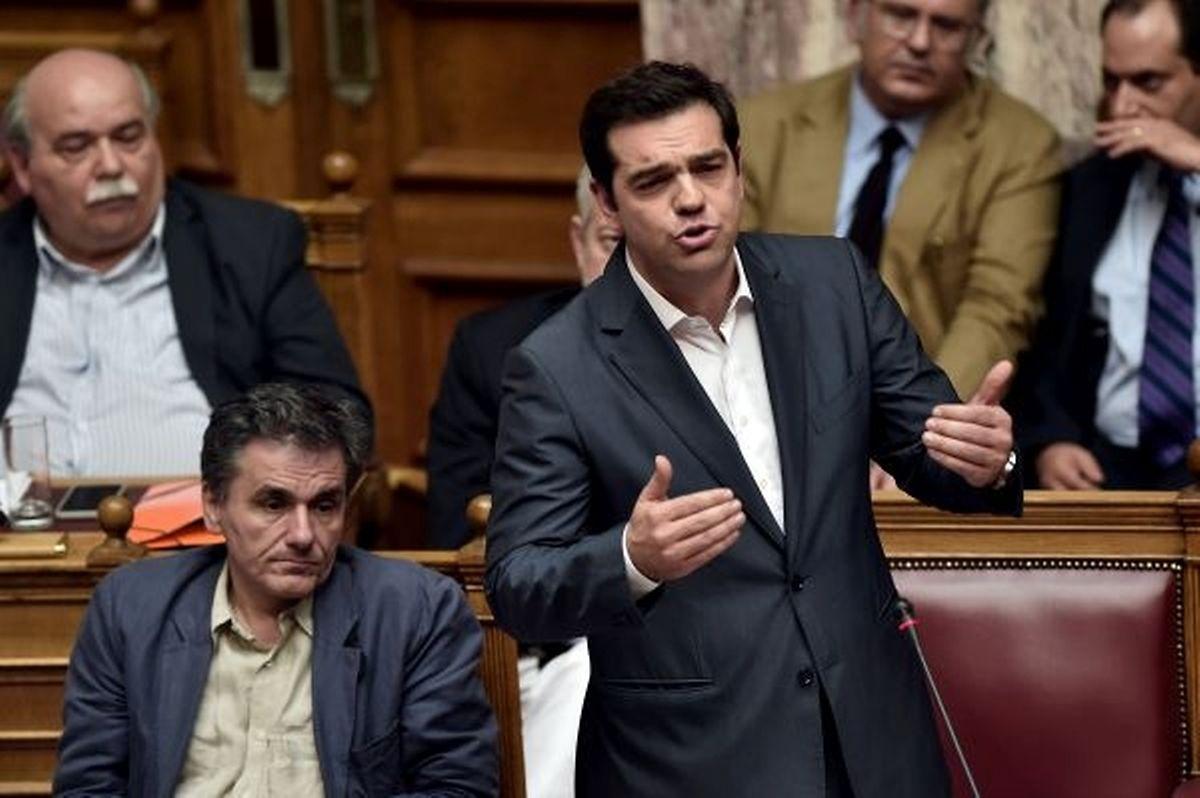 Lors du vote, 39 députés ont fait défaut au Premier ministre Alexis Tsipras.