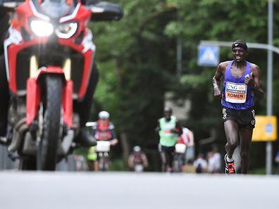 ING Night Marathon Luxembourg  2016 -  Marathon - John Komen