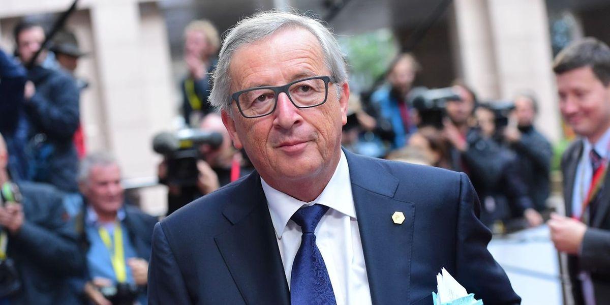 Kommissionspräsident Jean-Claude Juncker sagte am 17. September vor einem Sonderausschuss des EU-Parlamentes aus.