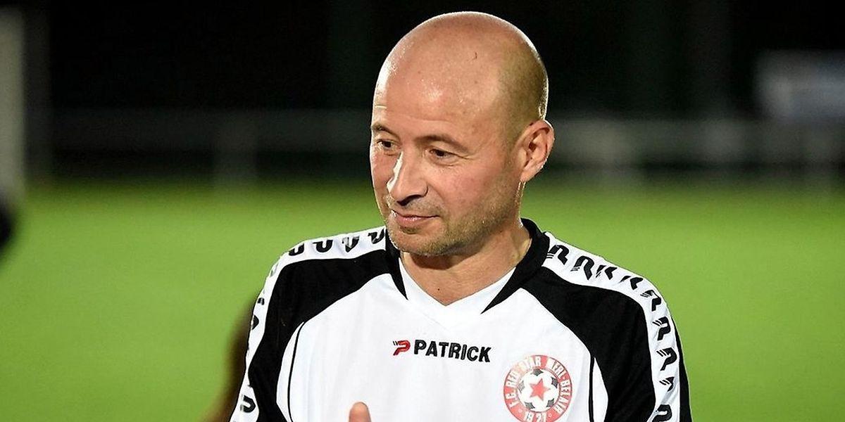 Vincent Di Gennaro quitte le Red Star Merl et entraînera la Résidence Walferdange.