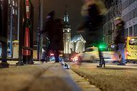Quartier de la gare, Bahnhof Luxemburg, avenue de la liberté, photo Guy Wolff