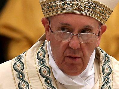 Past Franziskus machte sich mit seinen Aussagen nicht nur Freunde.