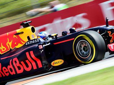 Daniel Ricciardo et Red Bull occupent une place sur le podium. Une tendance qu'il faudra confirmer dimanche à Hockenheim.