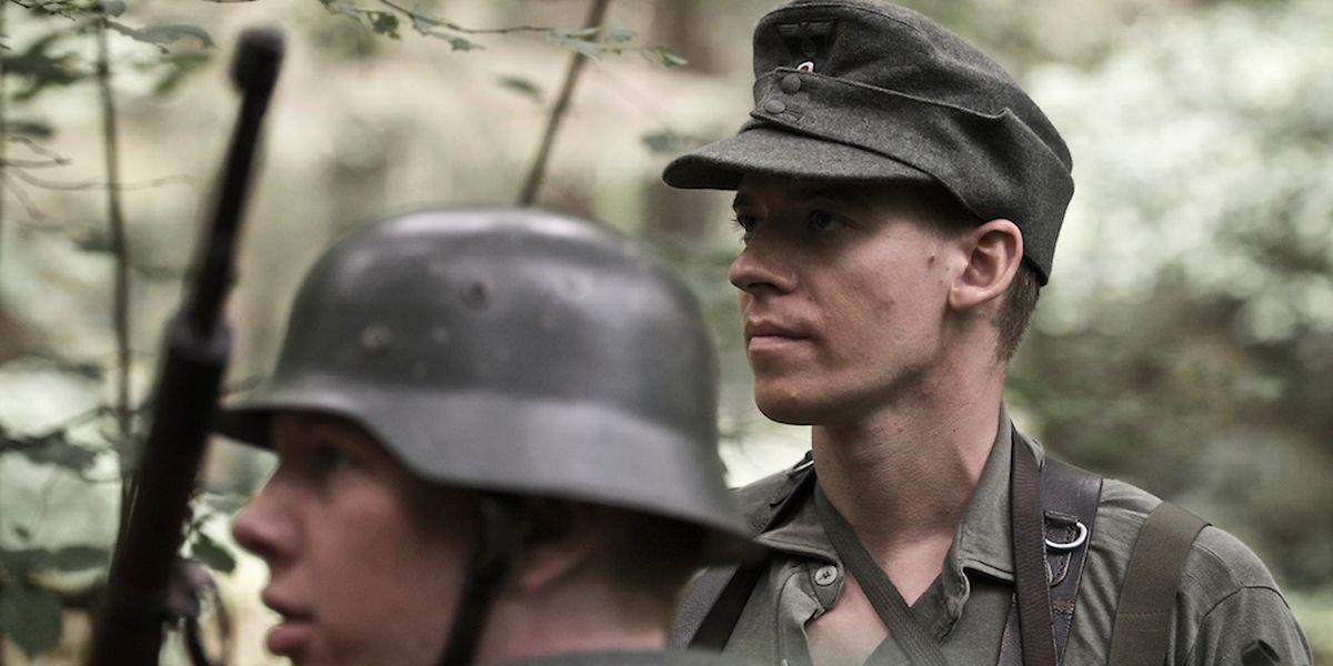 Fränz (Luc Lamesch, li.) und Jos (Steve Hoegener) haben die Nase voll von der Wehrmacht und vom Töten.