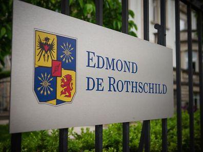 Banque Edmond de Rothschild.
