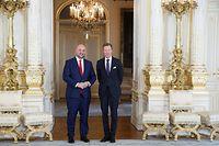 Politik, Rücktritt Etienne Schneider und Vereidigung Franz Fayot  Foto: Anouk Antony/Luxemburger Wort