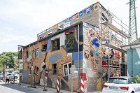 Bis zur europäischen Kulturhauptstadt Esch 2022 soll das Ökodorf in all seinen Bestandteilen funktionsfähig sein.