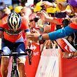 Vincenzo Nibali (I/Bahrain) - Tour de France 2018 – 12. Etappe – Bourg-Saint-Maurice / Alpe d'Huez – 175,5km – Foto: Serge Waldbillig