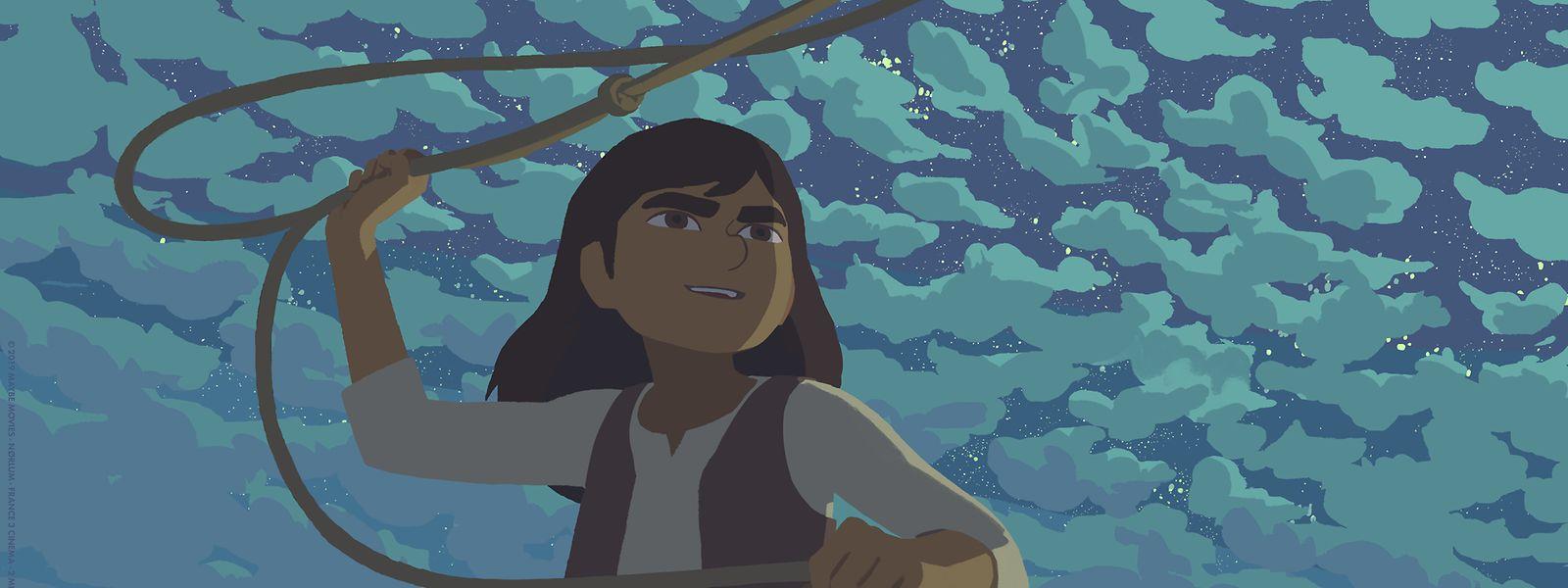 Ein Zeichentrickwestern über ein tapferes Mädchen wurde in Annecy mit dem Kristall des besten Animationsfilms 2020 ausgezeichnet.