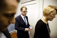 Primeiro-ministro Juha Sipila anunciou a demissão depois de ser chumbada a reforma social e da saúde.