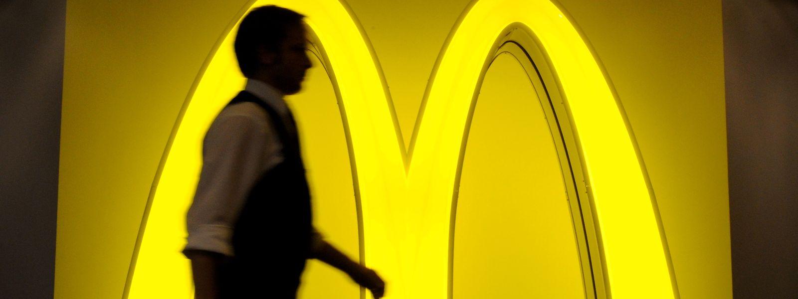 La firme américaine n'est toujours pas passée aux burgers végétariens.