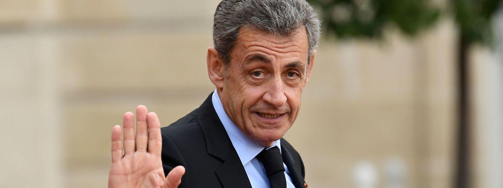 Nicolas Sarkozy war zwischen 2007 und 2012 französischer Präsident.