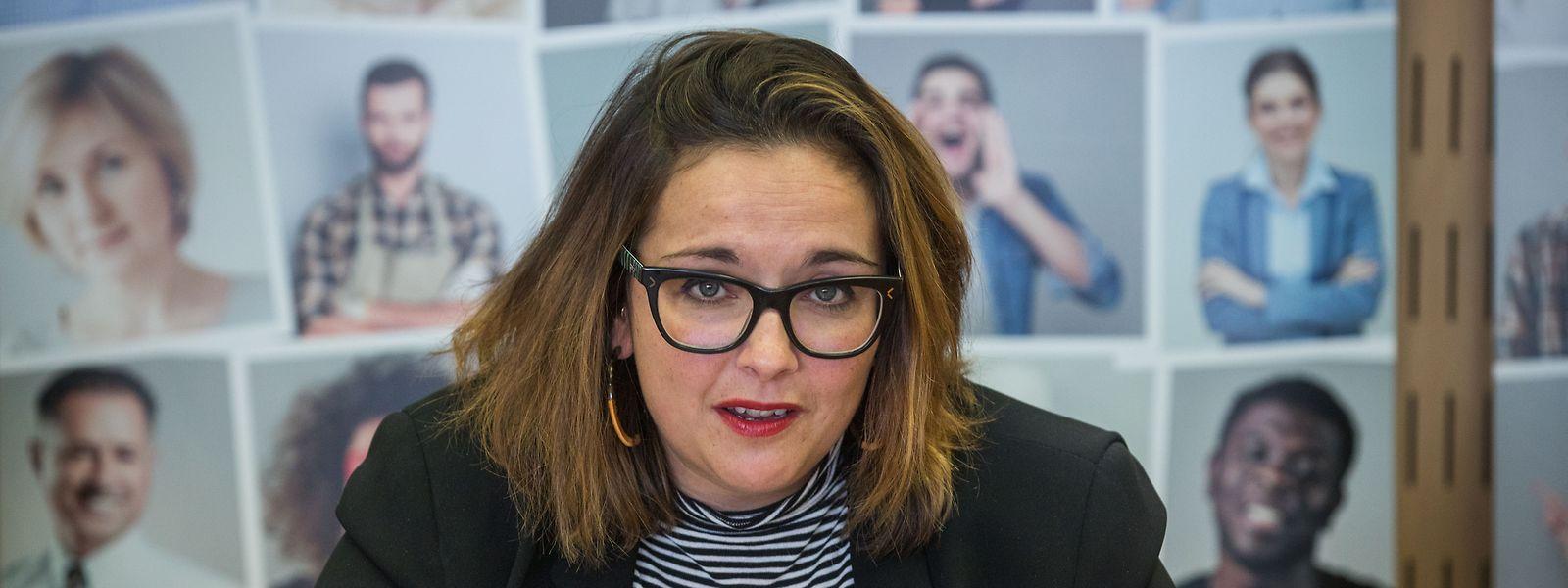 Nora Back a présidé mardi soir son premier Comité national de l'OGBL