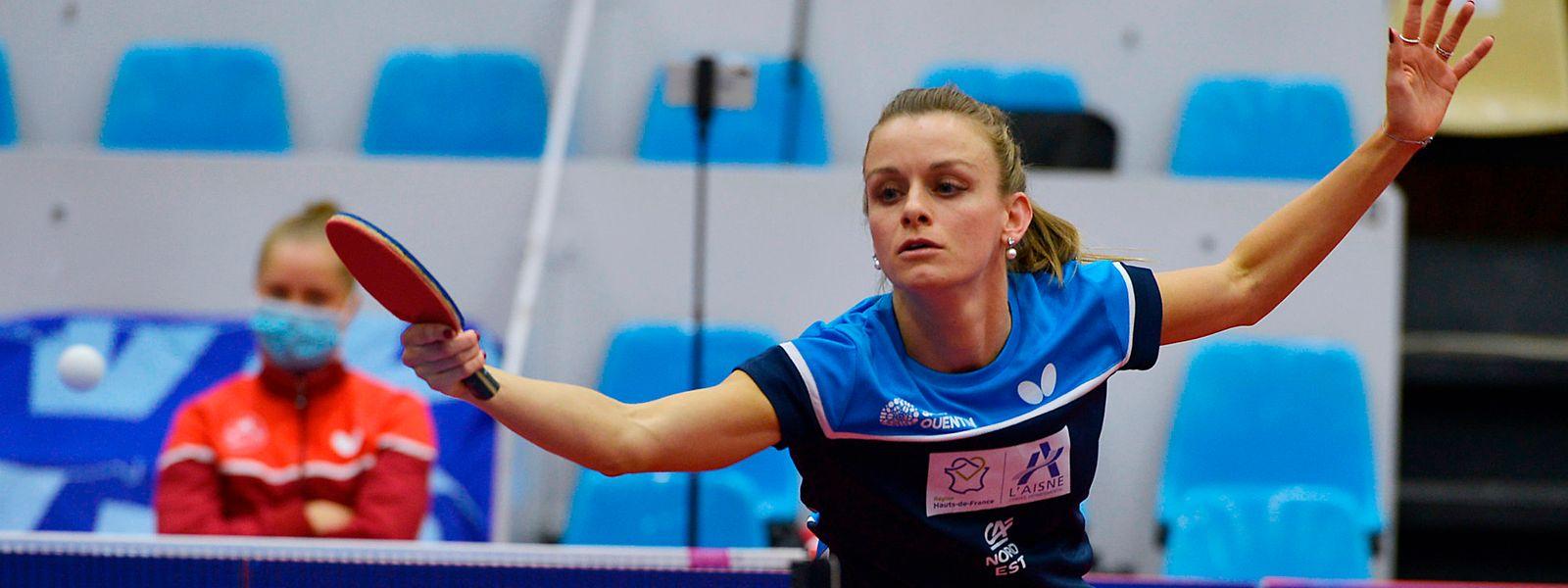 Für Sarah De Nutte ist der Wechsel nach Saint-Quentin ein wichtiger Schritt in ihrer Karriere.