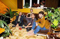 Kultur, Autumn Sweater Band Foto, Car Parl LP, Foto: Lex Kleren/Luxemburger Wort