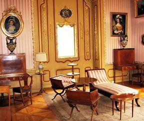 Wissen sie, liebe Leser, ob auf Schloss Vianden ein Boudoir ist?