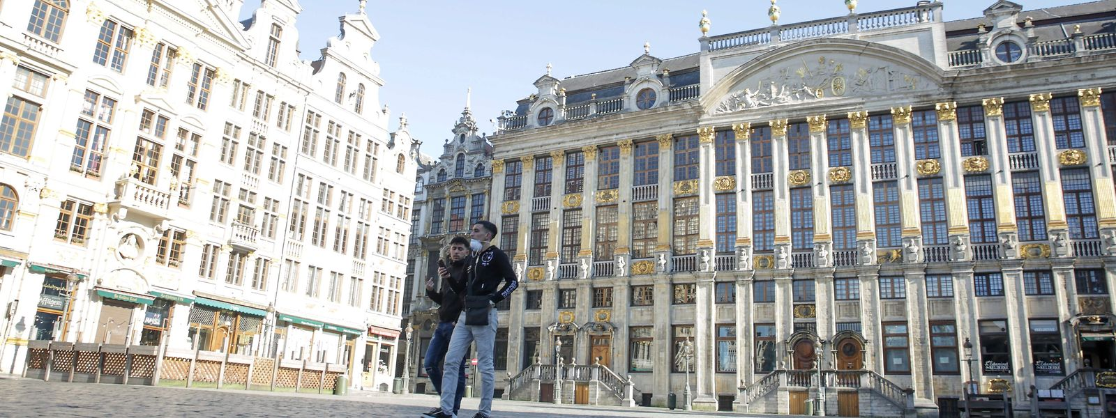 Les autorités belges s'apprêtent à renforcer les mesures de confinement.