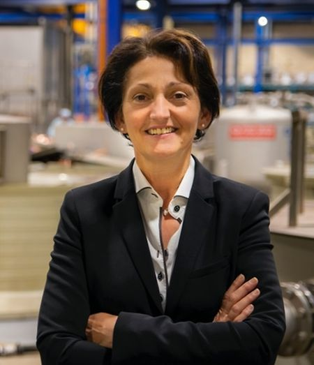 """""""It is estimated that global data traffic will explode by 30% by 2024, based on the development of 5G. Circuit Foil will have to respond to this"""", supports Fabienne Bozet."""