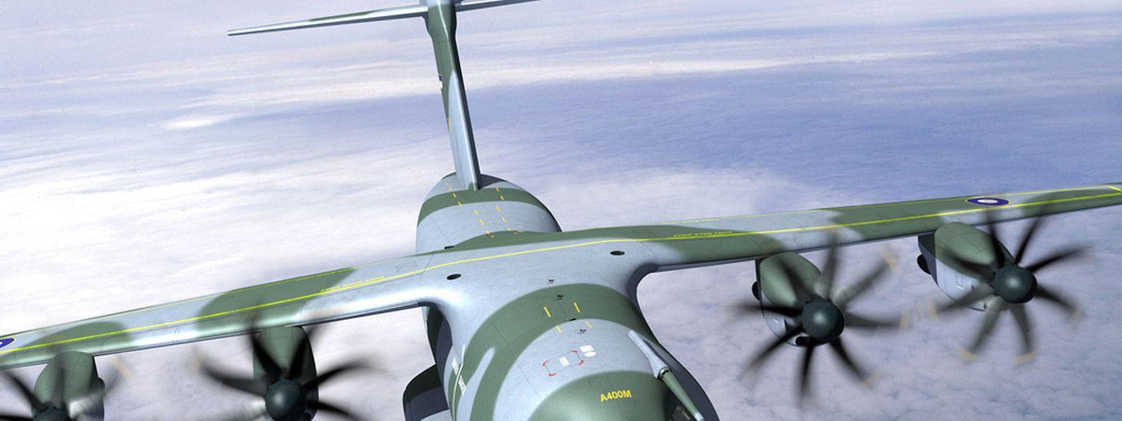 Sieben europäische Länder haben bei Airbus 174 Exemplare des A400M bestellt.