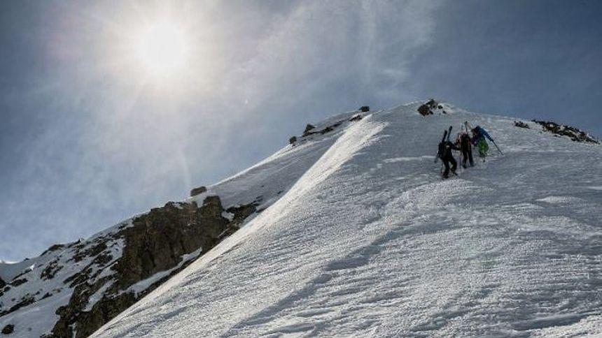 Un randonneur meurt dans une coulée de neige — Ballon d'Alsace