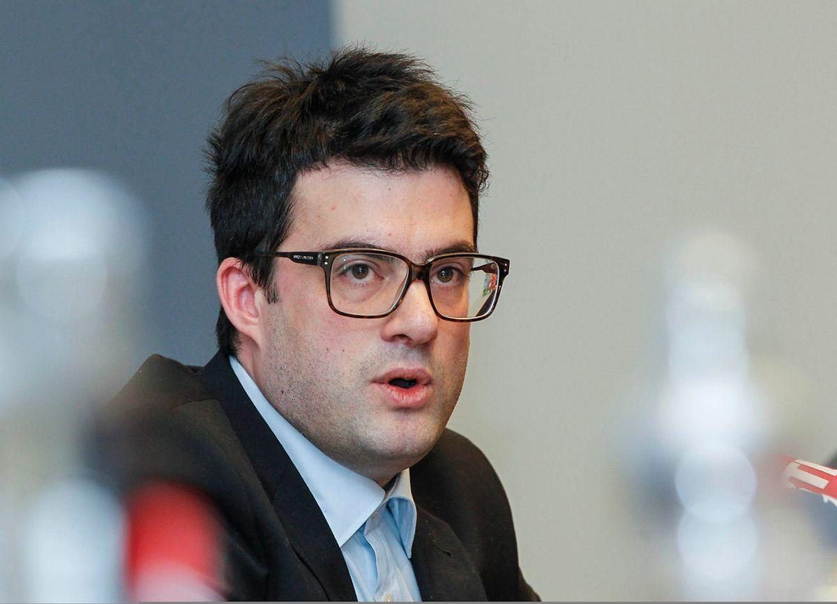 Vincent Artuso hat sich bereits in seiner Doktorarbeit mit der Kollaboration in Luxemburg beschäftigt. In einem Forschungsprojekt, das zwischen der Universität Luxemburg und der Regierung vereinbart worden war, widmete er sich erneut dem Thema.