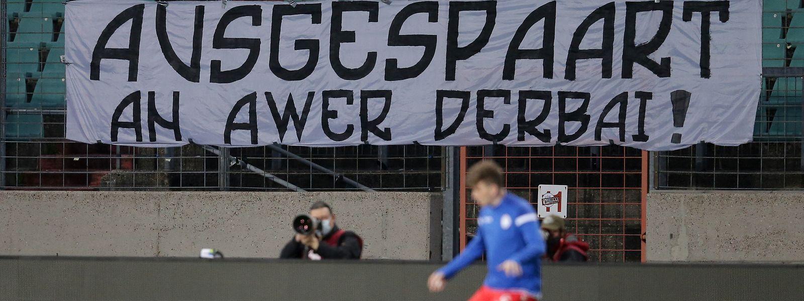 Die Fußballfans könnten das Luxemburger Nationalteam wieder im Stadion unterstützen, wenn das Konzept des Fußballverbands angenommen wird.