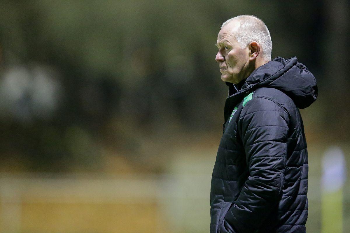 Trainer Henri Bossi hofft auf einen weiteren Sieg gegen RM Hamm Benfica.
