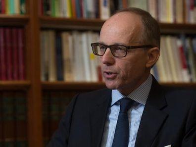 Ministre des Finances de 1998 à 2013, Luc Frieden