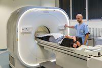 Einweihung PET-CT, CHL, Scanner, Radioaktivität, Foto: Lex Kleren/Luxemburger Wort