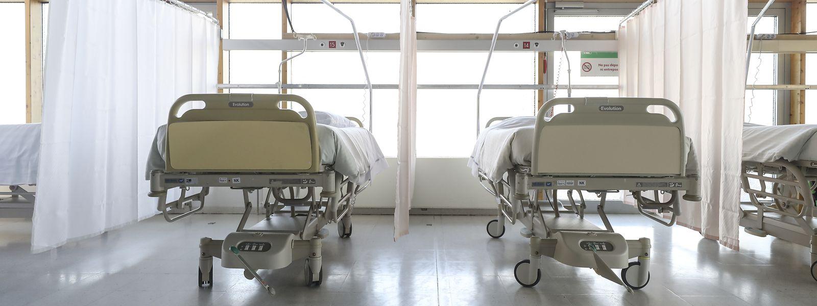 Das Luxemburger Gesundheitssystem bereitet sich auf den Höhepunkt der Infektionswelle vor, in der Hoffnung, dass es nicht zu einer Überlastung der Kapazitäten kommt.