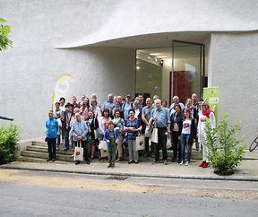 E gutt besichten a gutt gelaunten Internationale MuséesDag am Miselerland