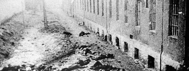 Dans la nuit du 30 au 31 janvier 1945, 819 prisonniers ont été exécutés en quelques heures par vingt SS. Parmi eux se trouvaient 91 jeunes Luxembourgeois.