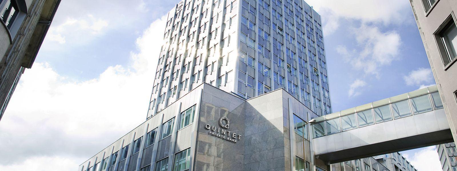 La banque privée basée à Luxembourg affiche une perte de 43,7 millions d'euros pour l'exercice écoulé
