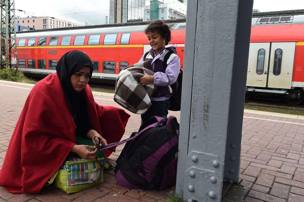 50 Syrier werden ab kommenden Mittwoch in Luxemburg erwartet.