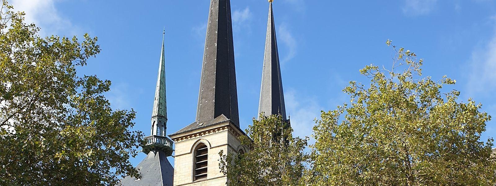 Kathedrale Luxemburg