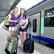 Mit einem DiscoverEU-Ticket können Jugendliche kostenlos, bis zu 30 Tage lang mit dem Zug durch Europa reisen.