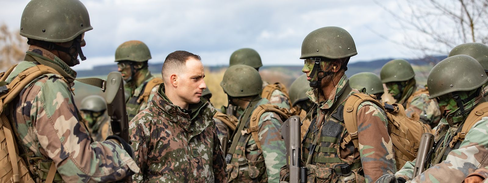 Des soldats luxembourgeois sont notamment présents actuellement en poste au Mali.