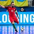Ricardinho esteve no Luxemburgo com Carlos Ortiz numa jornada de divulgação de futsal e depois seguiu para o Japão.