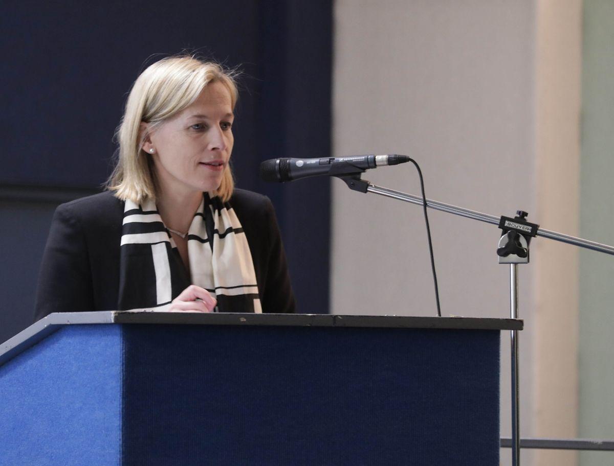 Pour la directrice Energie d'ArcelorMittal, Lieve Logghe, le prix du gaz, de l'électricité et l'omniprésence des sujets environnementaux invitent le numéro mondial de l'acier à aller de l'avant