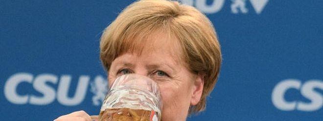 A Alemanha é a maior produtora de cerveja na União Europeia.
