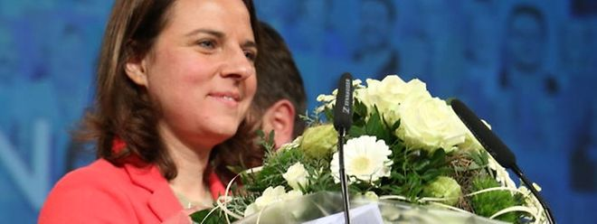 Corinne Cahen hat als liberale Parteipräsidentin zur Zeit einen schweren Stand.