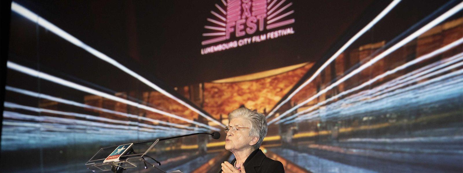 Die Präsidentin der Filmfestival-Vereinigung Colette Flesch müssen sich etwas Besseres in Sachen Festivalauftritt einfallen lassen, um ihr ansprechendes Programm an den Mann und die Frau zu bringen.