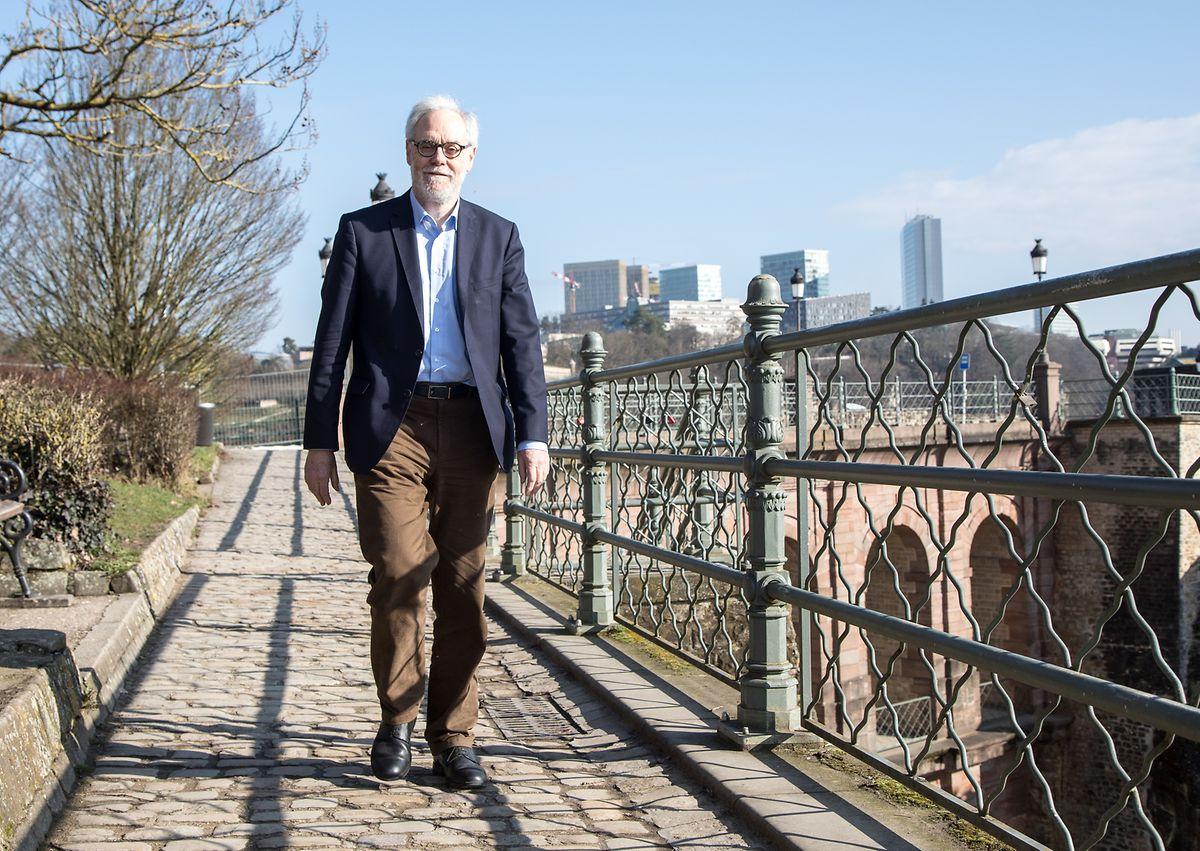 Marco Schank se présentera pour la 5e fois aux élections législatives en octobre 2018. Mais il s'est fait la promesse de remplir son nouveau mandat de bourgmestre d'Esch-sur-Sûre, jusqu'au bout.