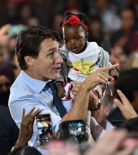 Trudeau konnte einige seiner Versprechen nicht halten.
