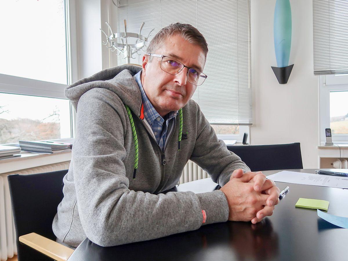 «En fin de compte, nous étions sur le bon chemin: les habitants du lotissement ont une maison qui est à la pointe aujourd'hui», estime Jean Trausch, secrétaire communal installé dans le lotissement écologique.